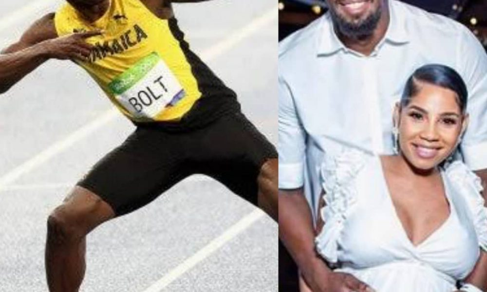 Sprint legend, Usain Bolt And Partner, Kasi Bennett Welcome Baby Girl