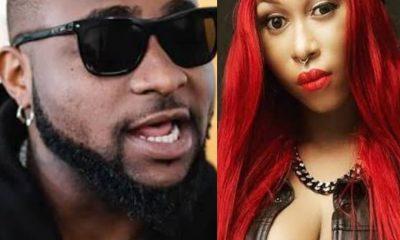 Singer Davido Set To Sign Cynthia Morgan To His Record Label