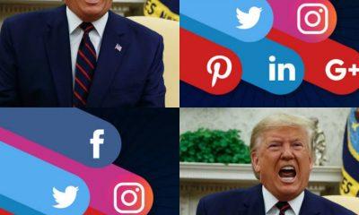 BREAKING: Donald Trump Threatens To Shut Down Social Media Platforms