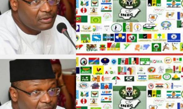 FLASH!!! INEC Wins As Court Declares Deregistration Of Political Parties Valid