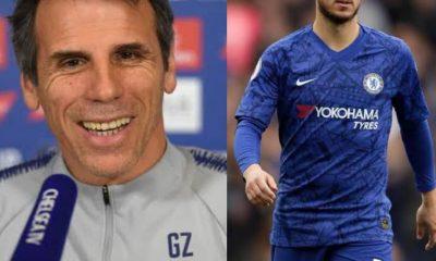"""""""Why Eden Hazard Was Bored At Stamford Bridge"""" - Zola Reveals"""