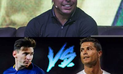 Lionel Messi Is My Favourite Player To Watch – Ronaldo Admits