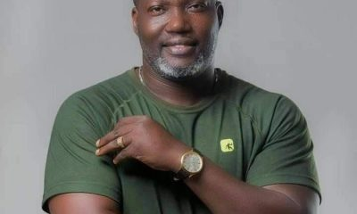 Veteran Ghanaian Actor Bernard Nyarko Is Dead