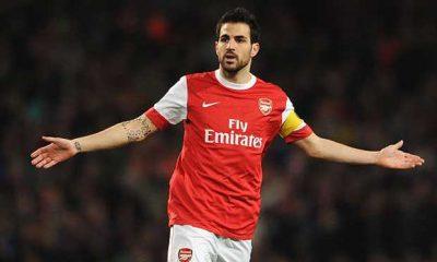 """I Regret Leaving Arsenal Too Soon"" - Cesc Fabregas"