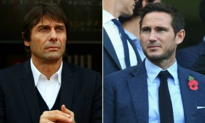 Inter Milan Boss, Antonio Conte Pays Tribute To Chelsea Coach, Lampard