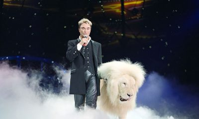 Famous Magician Roy Horn Of Siegfried And Roy Dies Of COVID-19