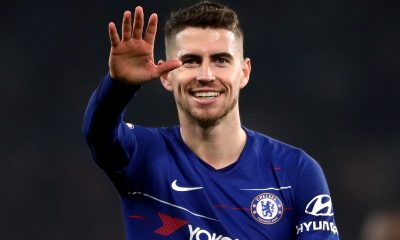 TRANSFER: Chelsea Tell Juventus Jorginho's Price Tag