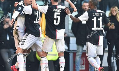 BREAKING: CR7's Juventus, Other 19 Seria A Clubs Resolve To Finish Season
