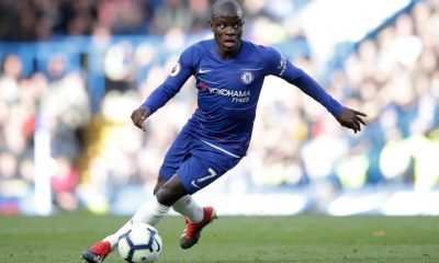 Chelsea Goalkeeper Reveals Kante's COVID-19 Test Result, Why Midfielder Decides To Avoid Training