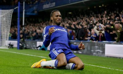 Didier Drogba Voted Ligue 1's Top Striker Of The Last 20 Years