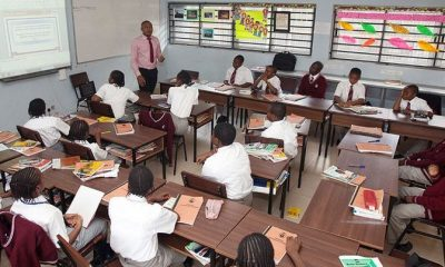 HAPPENING NOW!!! FG Considers Morning, Afternoon Classes As Schools Reopen