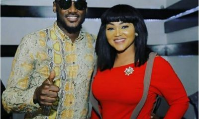 """""""For A Very Long Time, I Had A Crush On 2baba"""" - Mercy Aigbe Reveals"""