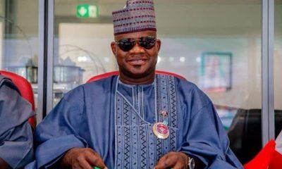 BREAKING: Yahaya Bello Wins Again As Kogi Governor