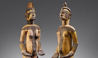 REPORT!!! Igbo Statues 'Stolen' During Nigerian Civil War Sold For N85.6 Million (($238,000) By British Auctioneer