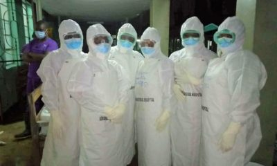 JUST IN: 72 Health Workers Test Positive For COVID-19 In Enugu State
