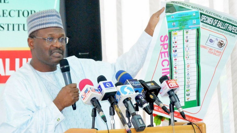 BREAKING: INEC Releases List Of Candidates For #Edo2020 Gubernatorial Elections