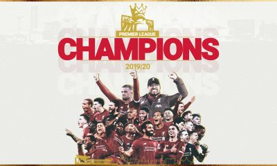 BREAKING: #Liverpool FC Are Champions Of #EPL After 11,016 Days Wait [VIDEOS]