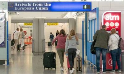 COVID-19: Nigeria, Russia, 52 Others Excluded From List Of Travellers Permitted To Enter Europe