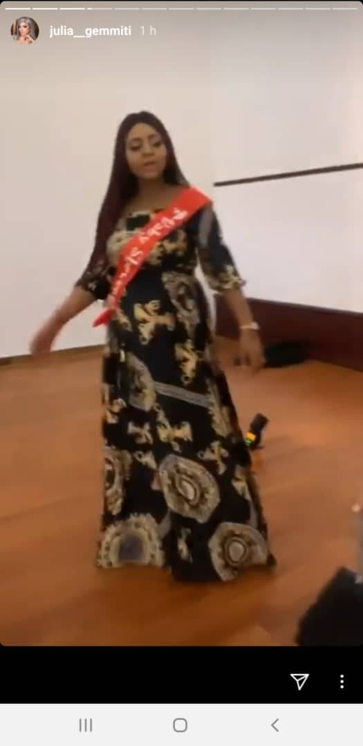 Photos and videos from Regina Daniels