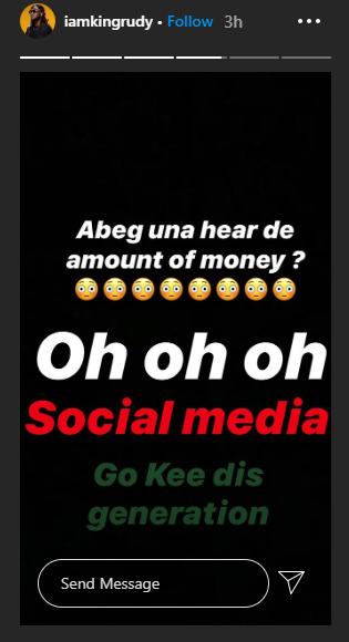 Social media will kill this generation - Paul Okoye