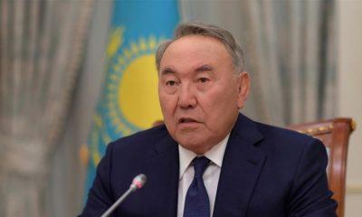 Nursultan Nazarbayev, Kazakhstan's 1st President Tests Positive For COVID-19