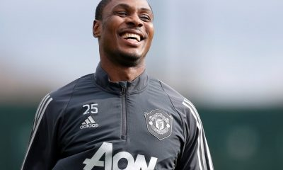 """Would Make Manchester United Higher"" - Odion Ighalo Vows"