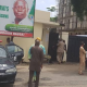 BREAKING!!! Again, #APC National Secretariat Sealed - #APCCrisis