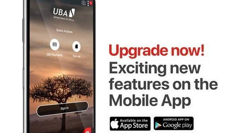 JUST IN: Rave Reviews Trail UBA's Innovative Mobile Banking App