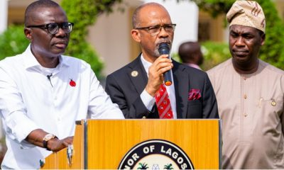 Sanwo-Olu Government Threatens To Impose Fresh COVID-19 Lockdown [DETAILS]