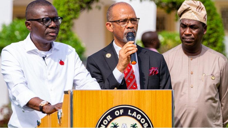 Sanwo-Olu Government Threatens To Impose Fresh COVID-19 Lockdown [DETAILS]