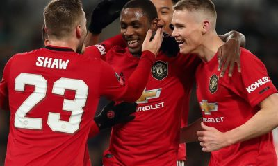 #FACUP: Odion Ighalo To Start Man United Q/Final Clash Vs Norwich - #MUFC