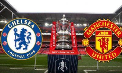 #FACup Semi-Final Fixtures: Man Utd Vs Chelsea While Arsenal Face Man City