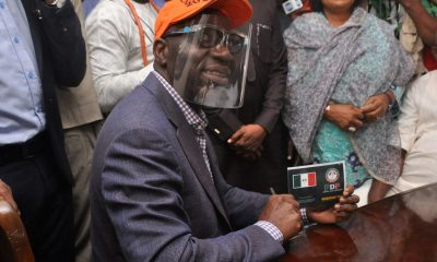 BREAKING: Court Strikes Out Suit Barring Godwin #Obaseki From #PDP Primary - #EDO2020
