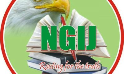 NGIJ Dissociates Self from 'UBA Fake Dollar Scandal' Story......Warns Members Against Associating Personal Story With The Guild