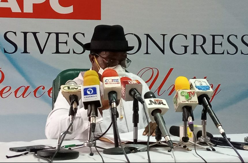 #APCCrisis: How Victor #Giadom Left NEC Meeting