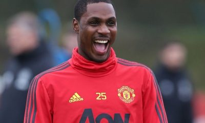 BREAKING: Finally, Odion Ighalo Seal Fresh Deal With Manchester United [DETAILS]