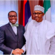 BREAKING: Buhari Meets AfDB President, Dr Akinwumi Adesina - [PHOTO]