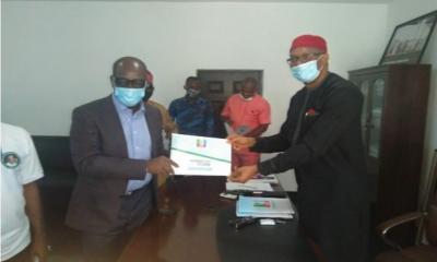 BREAKING: Obaseki Submits Form For Edo Governorship Election - #Edo2020