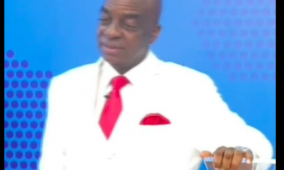 Again, Bishop Oyedepo Slams Nigerian Leaders For Not Reopening Churches [VIDEO]