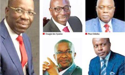 BOMBSHELL!!!: APC Exposes Obaseki's 3 Credits, 3 Passes, Other Aspirants' Credentials