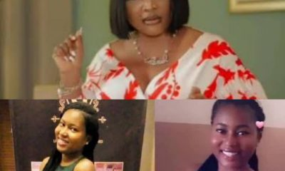"""#JusticeForUwa: """"I Am Up For A Peaceful Protest"""" – Mercy Aigbe Reacts The Death of #UwaOmozuwa"""
