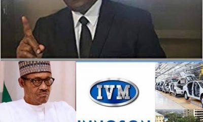 """Replace Your Mercedes Benz Car With Innoson"" – Ex-Presidential Aspirant, Ogbonnia Tells Buhari"