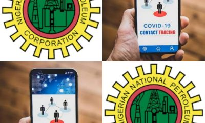 JUST IN: NNPC Unveils COVID-19 Contact Tracing App