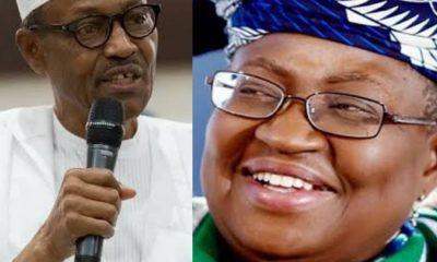 President Buhari Nominates Ngozi Okonjo-Iweala For New Appointment