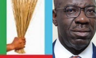BREAKING: #APC Appeal Committee Upholds Obaseki's Disqualification - #Edo2020