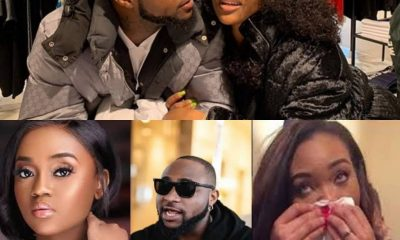EXPOSED!!! #Davido Accused Of Beating Up His Fiancee, #Chioma [SEE DETAILS]
