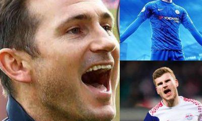 #TimoWerner: Chelsea Complete Signing Of RB Leipzig Striker, TimoWerner