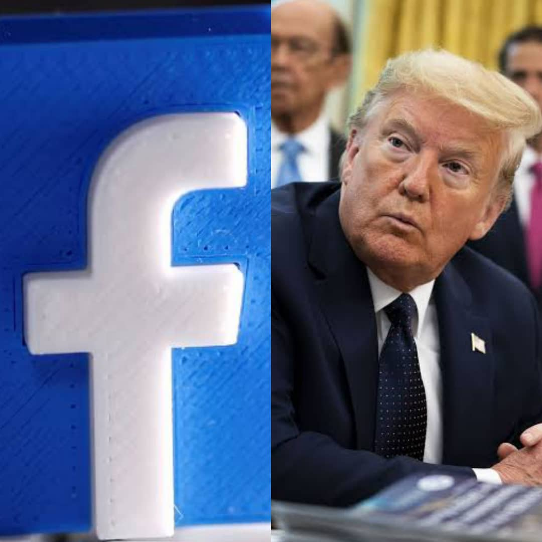 SOCIAL MEDIA POLICY: Facebook Removes Trump Ads, Citing 'Hateful' Symbols