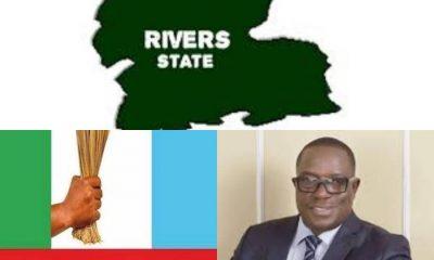 BREAKING: Rivers #APC Suspends Victor #Giadom - #APCCrisis
