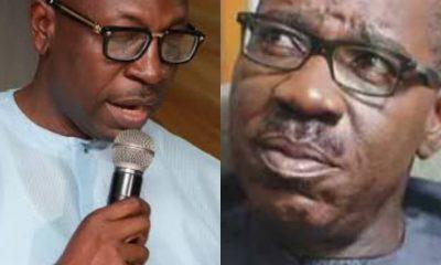 #APC PRIMARIES: What Ize-Iyamu Said As Gov. Obaseki Vows To Enforce COVID-19 Rules